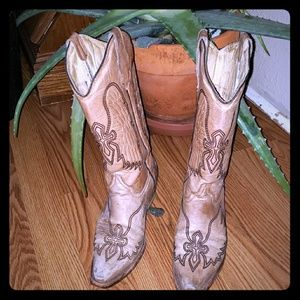 Cowgirl boots🤩🚩FINAL PRICE🚩🤩